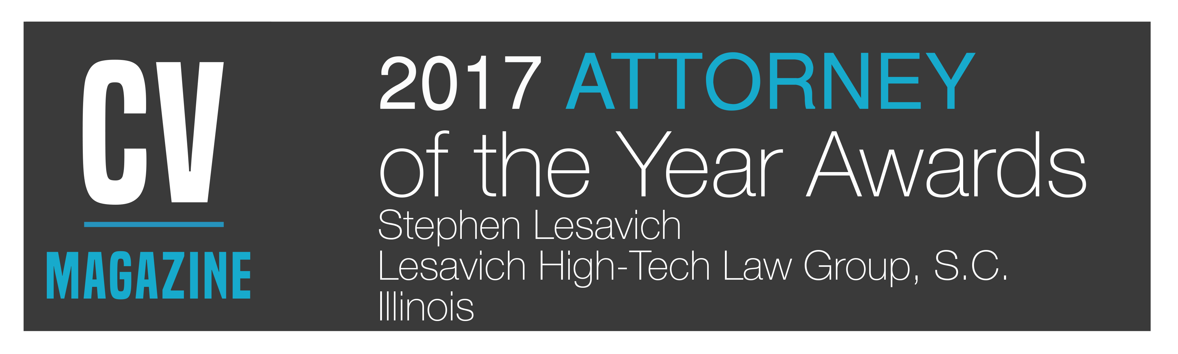 Lesavich High-Tech Law Group S.C.-Attorney of the Year Awards (